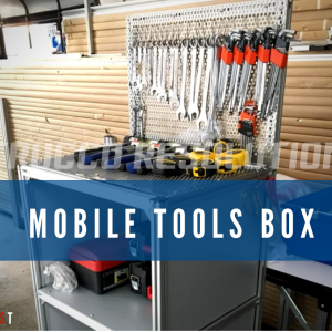 MOVABLE TOOLS SHELF