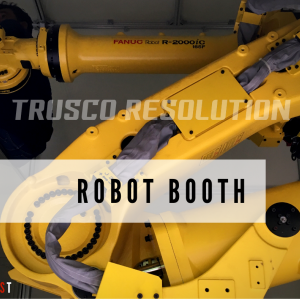 ROBOT BOOTH