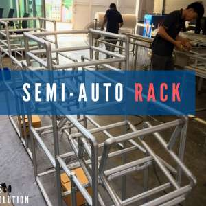 SEMI-AUTO RACK