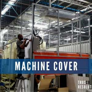 MACHINE COVER