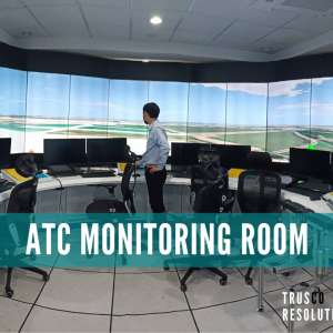 ATC MONITORING ROOM